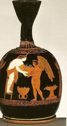 Art Ceramica IV Jardines de Adonis ekythos Badisches Landes M Karlsruhe 390…