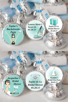 Something BLUE Breakfast at TIFFANY's Hershey's by shadow090109, $15.99