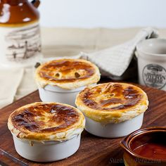 Potted Mince & Cheese Pies