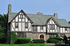 Tudor exterior ideas