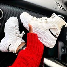 Nike Shoes OFF! ►► Fashion fans declared DB Shark sneakers the most stylish and comfortable sneakers this season. Get yourself a pair of one of the most iconic sneakers of 2019 Sneakers Mode, Casual Sneakers, Sneakers Fashion, Fashion Shoes, Comfortable Sneakers, Milan Fashion, Trendy Womens Sneakers, Trendy Shoes, Sneaker Outfits