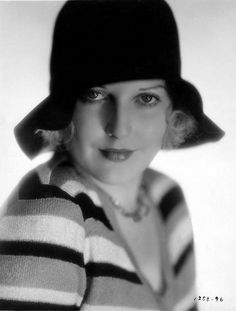Miss Thelma Todd - 1932 Hollywood Icons, Old Hollywood Glamour, Hollywood Fashion, Vintage Hollywood, Movie Blog, Movie Tv, Thelma Todd, 1930s Fashion, Silent Film