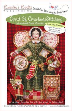 Spirit of Christmas Stitching - Got her!! YEY!!
