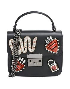 GEORGE J. LOVE Across-body bag - Handbags D  b3e8bfdcbc20c