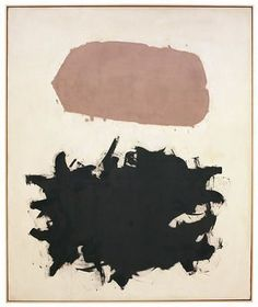 This art is having an idea. Adolph Gottlieb