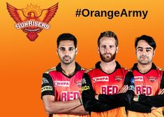 IPL SRH Team 2019 retained and Bought players list. SRH team 2019 has 9 Batsman, 5 all-rounders, 2 Spinners and 7 Pacers Cricket Score, Live Cricket, Cricket Match, Kane Williamson, David Warner, Latest Cricket News, Sports Stars, Hyderabad, Premier League