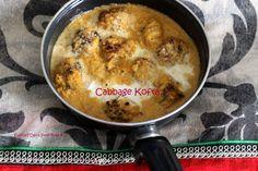 Cabbage Kofta