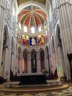 Catedral de Sta. Maria, Madrid
