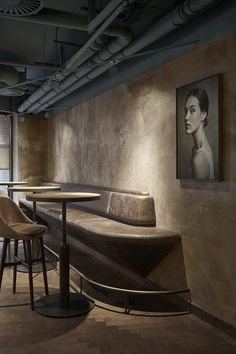 Restaurant Wyers & Miss Louisa in Amsterdam The Netherlands by Studio Modijefsky
