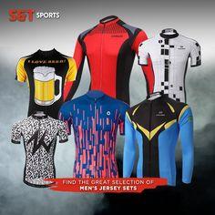 Men's Jersey Sets |SNT Sports