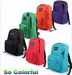 HOT 600D estudiantes del bolso de escuela niños mochilas escolares bolsa de viaje bolsa de mano Campus Girls Womens mochilas a prueba de agua $19.90