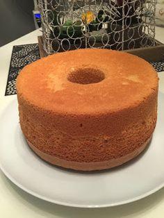 Baking Mom: Mango Chiffon Cake