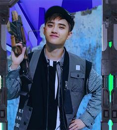 All us ExoLs to all the haters saying we couldn't get Monster to 200 Million views. Kyungsoo, Kaisoo, Chanyeol, Wu Yi Fan, Do Kyung Soo, Exo Memes, L Love You, Xiu Min, Kpop