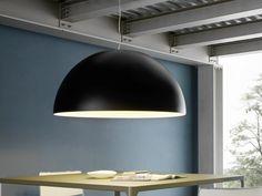 AVICO Lampada a sospensione by FontanaArte design Charles Williams