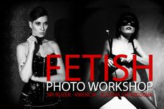 Tématický / Thematic Workshop: Fetish Photography | Jiri Ruzek Uglamour Nude Art Photography