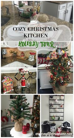 Ideas for Country Christmas Decorating-AbateVintage