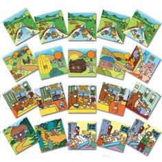 Tell Me a Story Sequencing Cards - Image 1 of 1
