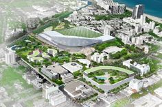 Redevelopment of Miami Beach Convention Center Proposal / South Beach ACE
