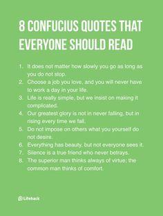 Quotes truths wisdom philosophy life lessons 32 ideas for 2019 Confucius Citation, Confucius Quotes, Quotable Quotes, Wisdom Quotes, Quotes To Live By, Positive Quotes, Motivational Quotes, Life Quotes, Inspirational Quotes