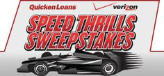 Thanks for signing up! | Quicken Loans Racing