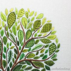 Embroidery Projects & that In-Between Stage – NeedlenThread.com