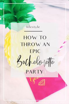 The ultimate Bachelorette Guide, how to throw a unique and fun bachelorette party Source by istyledi Classy Bachelorette Party, Bachelorette Party Planning, Bachelorette Party Decorations, Bachelorette Party Favors, Bachelorette Weekend, Planning Budget, Wedding Planning Tips, Wedding Ideas, Wedding Favors