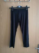 Check This Out! Ladies Simple Black Leggins Size 12 3/4 Length #OnSale #Discount #Shopping #AddMe #FollowMe #BestPins