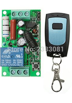 >> Click to Buy << latest AC220V 1CH 10A Remote Control Light Switch teleswitch Relay Output Radio Receiver Module and Waterproof Transmitter #Affiliate