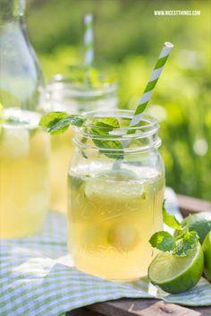 melon lemonade