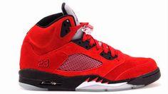 "official photos 97afe 7312c Bring  em Back  Air Jordan 5 ""Toro Bravo"" Red Black"