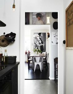 #HORCHOW Ecletic Industrial Style via trend home