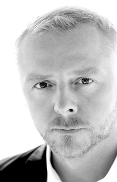 Simon Pegg- Mr. Collins (Pride and Prejudice)