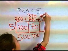 The Salley Method: A new way to do long division! This is perfect, the exact inverse of the intervention I used for multiplication. Math always finds a way lol Teaching Long Division, Math Division, Multiplication And Division, Teaching Math, Maths, Elementary Math, Upper Elementary, Math Groups, Math Intervention