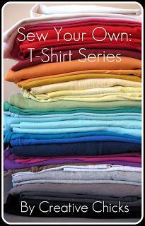 Creative Chicks: T-Shirt Series