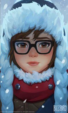 I love Mei, she's soo cute