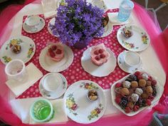 OMG! That's Allergy Free?: GF Tea Party Filled with Fancy and Healthy Treats ...