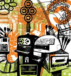 Cultura da convergência tecnológica, cultura escolar e mídias digitais