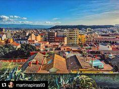 by http://ift.tt/1OJSkeg - Sardegna turismo by italylandscape.com #traveloffers #holiday | #Repost @martinapiras93 with @repostapp  Cartoline colorate    #igersitalia #igersardegna #igerscagliari #cagliarifornia #sardinia #italy #sardiniaexperience #sardinialandscape #landscape #landscape_captures #lauralaccabadora #sardegnageographic #focusardegna #pointofview #lanuovasardegna #happiness Foto presente anche su http://ift.tt/1tOf9XD | January 27 2016 at 05:15PM (ph focusardegna )…