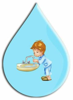 Kids Science Fair Projects, Science For Kids, School Projects, Save Water Poster Drawing, Diorama Kids, Save Mother Earth, School Clipart, Alphabet For Kids, School Photos