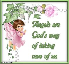And God takes good care of us