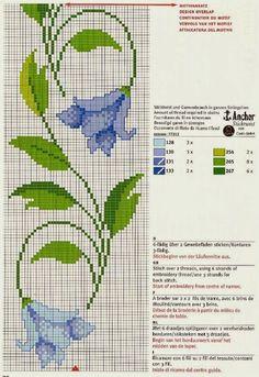 camino-de-mesa-flor-azul-2.jpg 460×669 píxeles