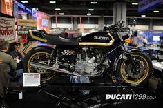 1981 Ducati Darmah SD900 - Sport Desmo 900cc V-twin
