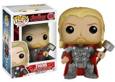 Funko Officially Unveils Thor from The Avengers Age of Ultron