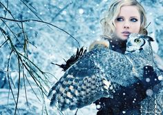 Selina De Maeyer | Portraits | Pinterest | Snow, Owl and Women's Pinterest931 × 660Search by image