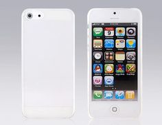 iPhone 5 Protective Transparent Case for iPhone 5 $5.89 #iphone5