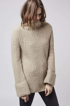 A Handy Guide to Living in Your Oversized Sweater All Winter | StyleCaster