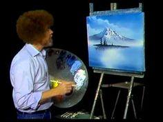 ▶ Bob Ross S13 E10 Mountain Summit - YouTube