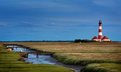 Sylt, Germany's biggest and most northern island with beautiful beaches.