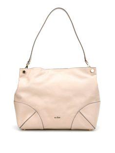 HOGAN Hogan Grainy Leather Hobo Bag. #hogan #bags #shoulder bags #hand bags #suede #hobo #