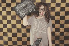 The Walking Dead – Zombie Wedding Bash Photo Booth – Famous William Company